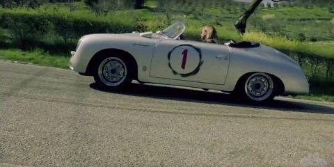 1969 Porsche 356 Speedster