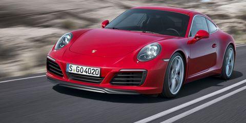 The 2017 Porsche 911 Carrera Enters the Turbo Era