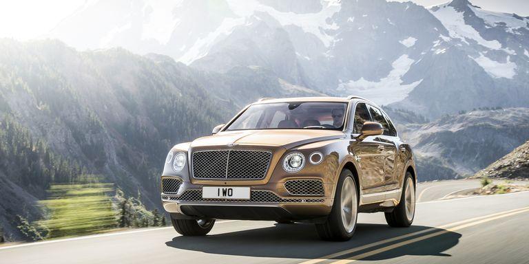 2016 Bentley Bentayga - First Look