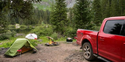 Nine Essential Items for Fall Camping