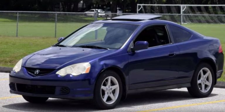 The 2004 Acura RSX Is an Under Appreciated Car