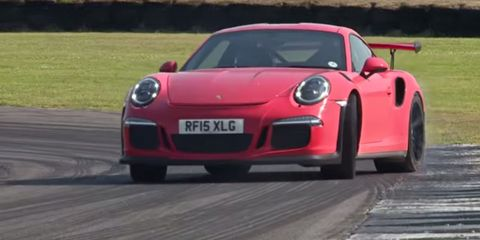 Is the New Porsche 911 GT3 RS Faster Than the 911 Turbo S?