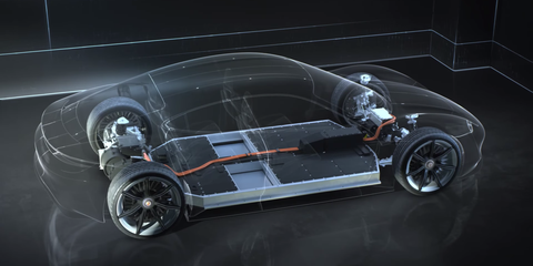 Peek Under the Skin of Porsche's Incredible Mission E Concept
