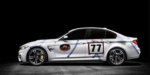 BMW Münchner Wirte M3