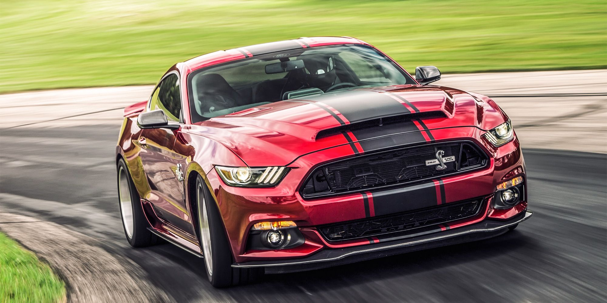 The 2017 Shelby Super Snake Is An Outrageous Numbers That Doesn T Add Up