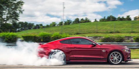 Shelby Super Snake Road Test