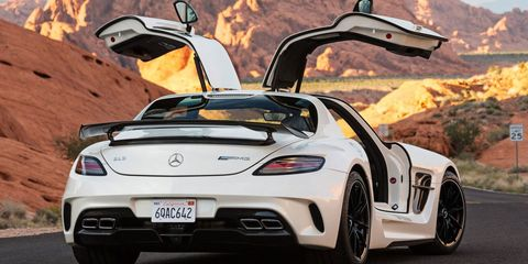 Here's Why More Cars Don't Have Gullwing Doors