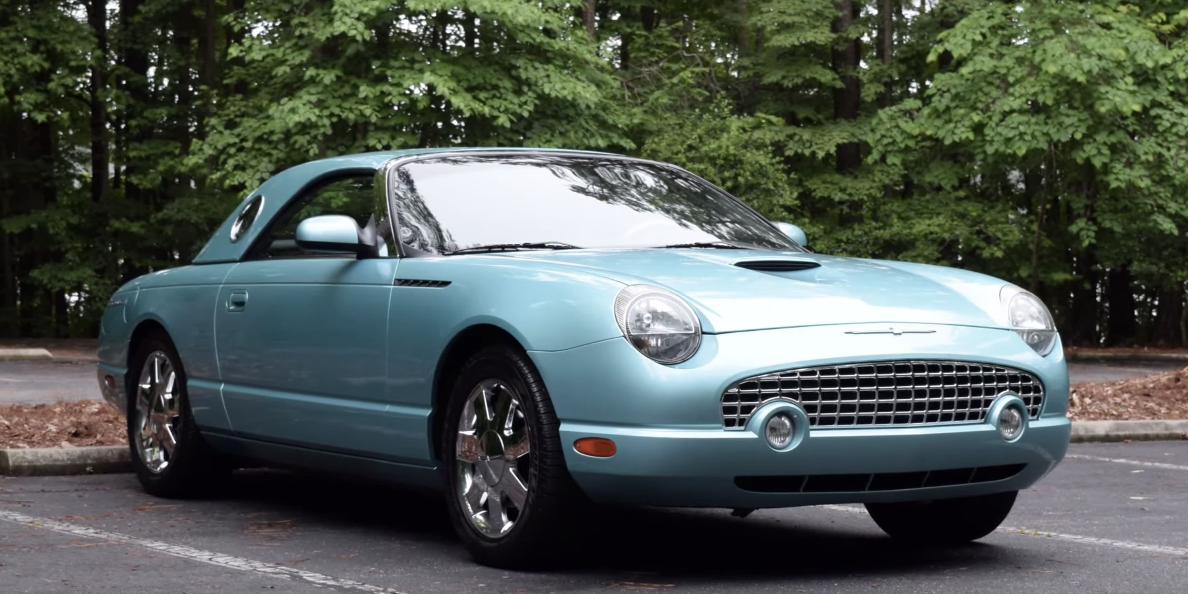 Mr Regular Drives The Ford Thunderbird You Always Thought About Owning