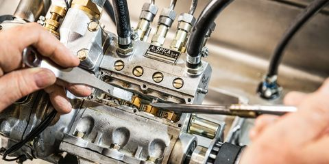 The Lost Art Of Mechanical Fuel Injection