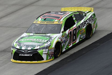Can Kyle Busch And Kevin Harvick Make It Out Of Dover In The Chase?