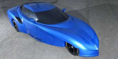 Panoz Says Wacky DeltaWing Street Car Is Coming Soon