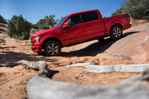 What Makes a 4x4 Actually Good Off-Road