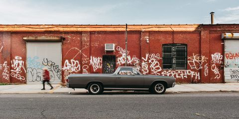 The Streets of Brooklyn Are a Surprisingly Amazing Place for Car Photography