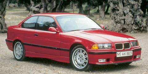 This is the car where the inline six was introduced to the M3 line.