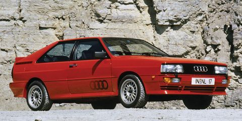 Land vehicle, Vehicle, Car, Audi, Audi quattro, Regularity rally, Audi coupé, Coupé, Audi coupe gt, Classic car,