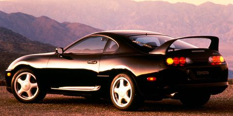 30 of the best looking cars from the 90s. Black Bedroom Furniture Sets. Home Design Ideas
