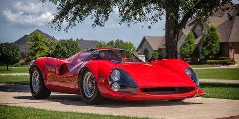 The Crazy $9 Million Ferrari Is Back on the Market