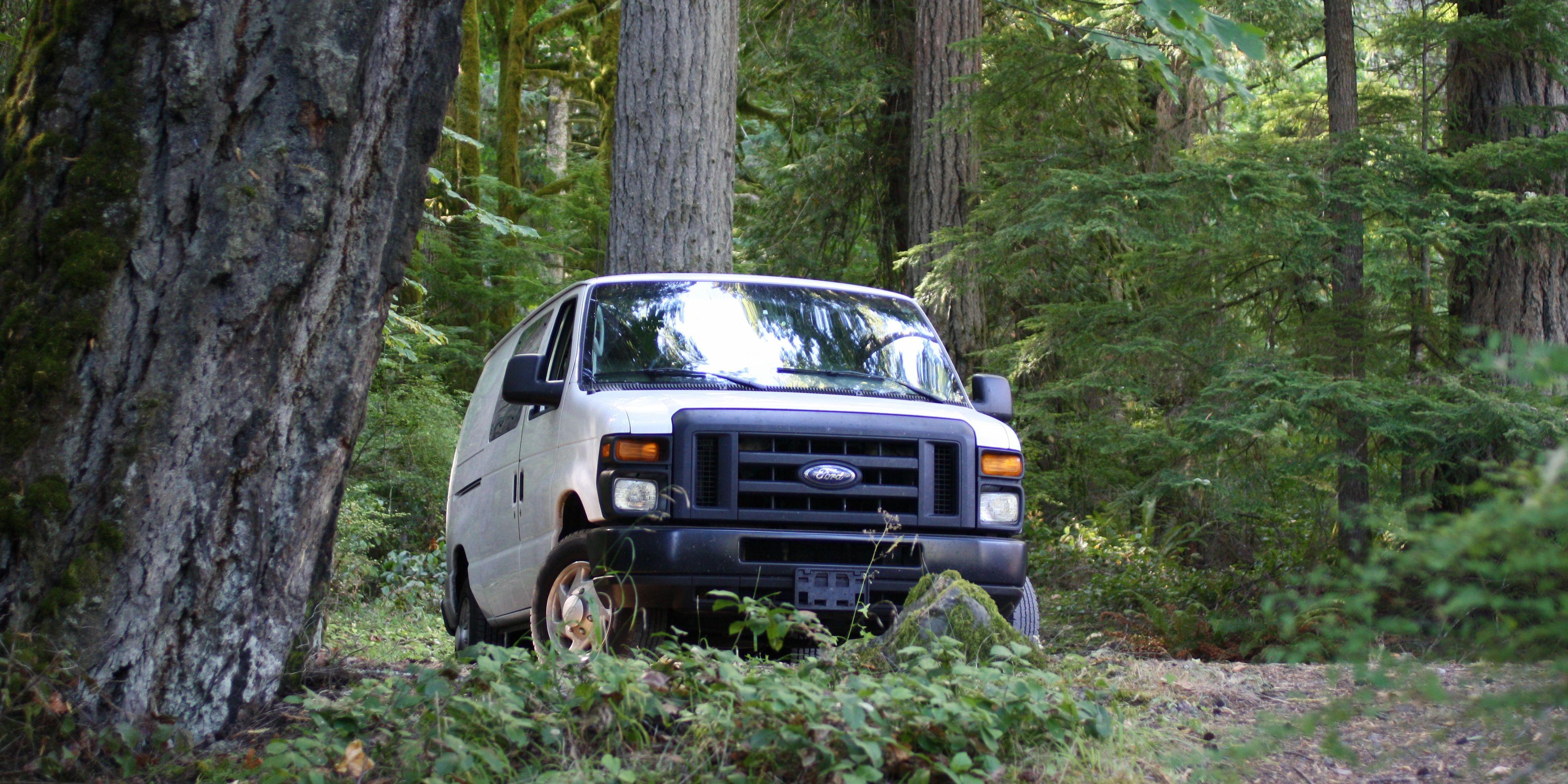 Ode To The Econoline 1980 Ford Cargo Van