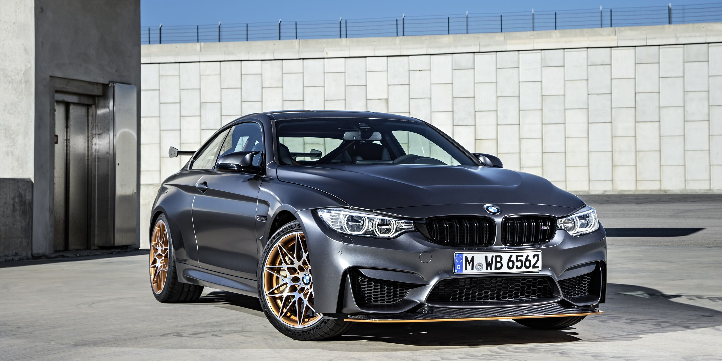 Watch The Bmw M4 Gts Lap The Nurburgring In A Ridiculously Fast 728