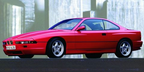 Feel the Exclusive With This Synth-Rock Ode to the BMW 8-Series