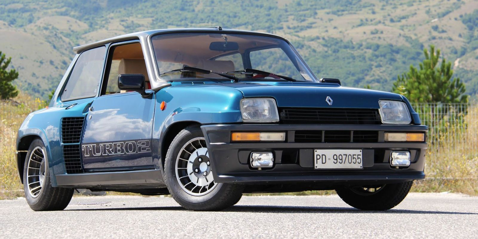 "The Renault 5 Turbo 2 ""Has a Truly Overflowing Soul"""