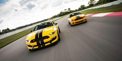How Does the Shelby Mustang GT350R Compare to the Boss 302?