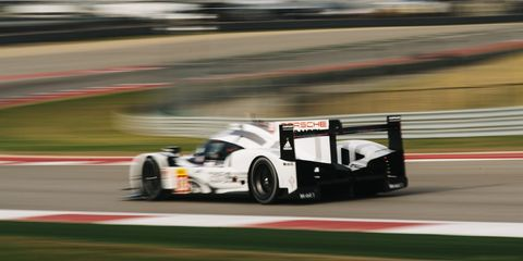 Here's What It Looks Like When Le Mans Racers Come to Texas