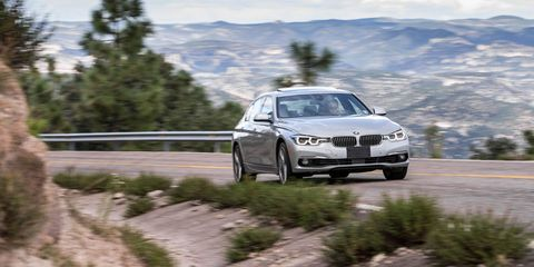The 2016 BMW 340i Is a Return to Sport Sedan Excellence