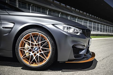 Bmw M4 Gts First Look