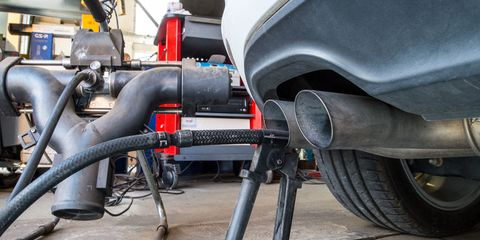 Report: Basically All Diesel Cars Emit Way More Than Legal Limit
