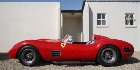 "<p>In 2014, a 250 TR sold in the UK for <a href=""http://www.autoblog.com/2014/02/04/1957-ferrari-250-testa-rossa-record-39-million/"" target=""_blank"">over $39 million</a>, making it one of the most expensive cars to be sold, ever.</p>"