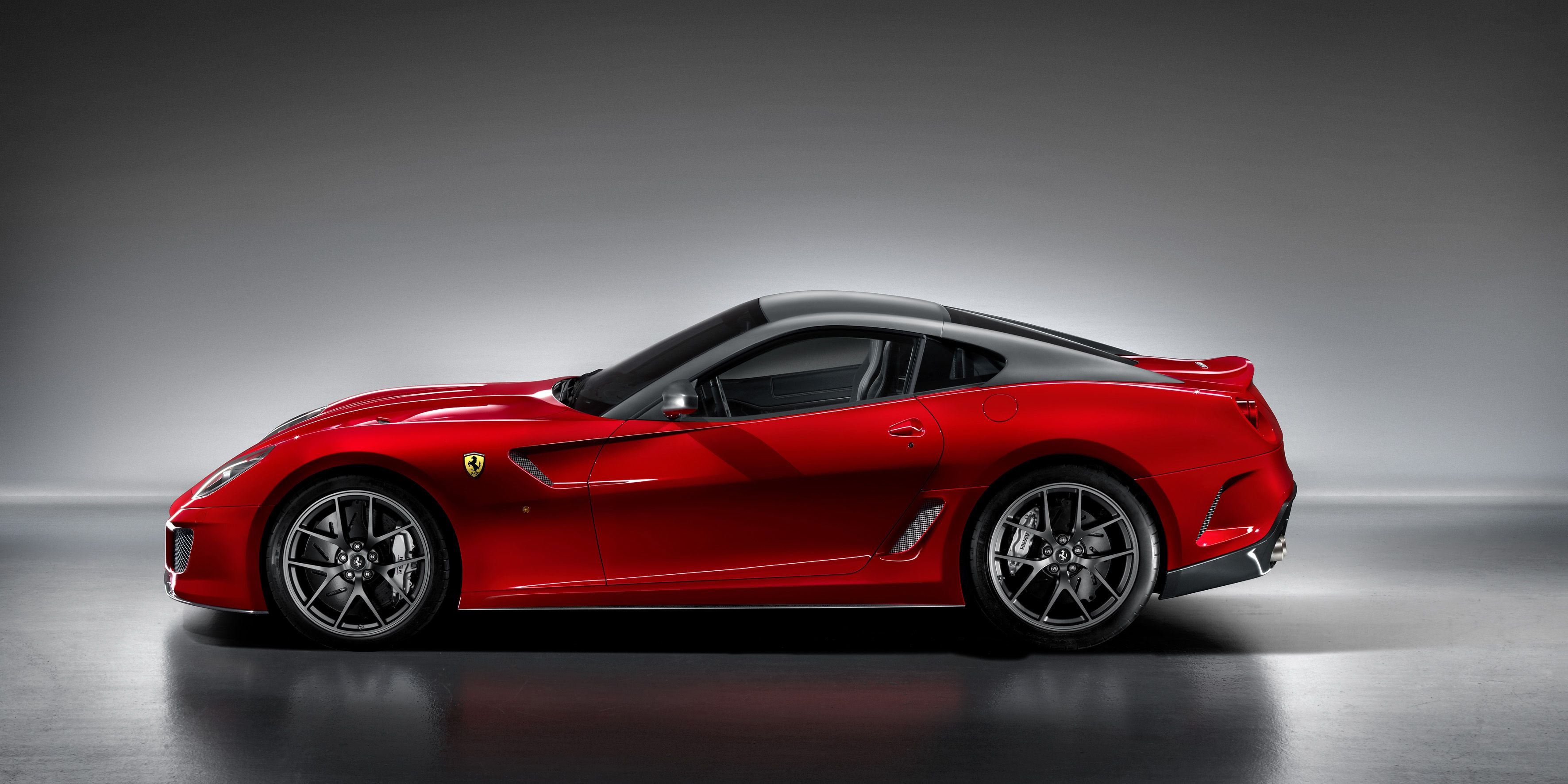 20 Front Engined Ferraris