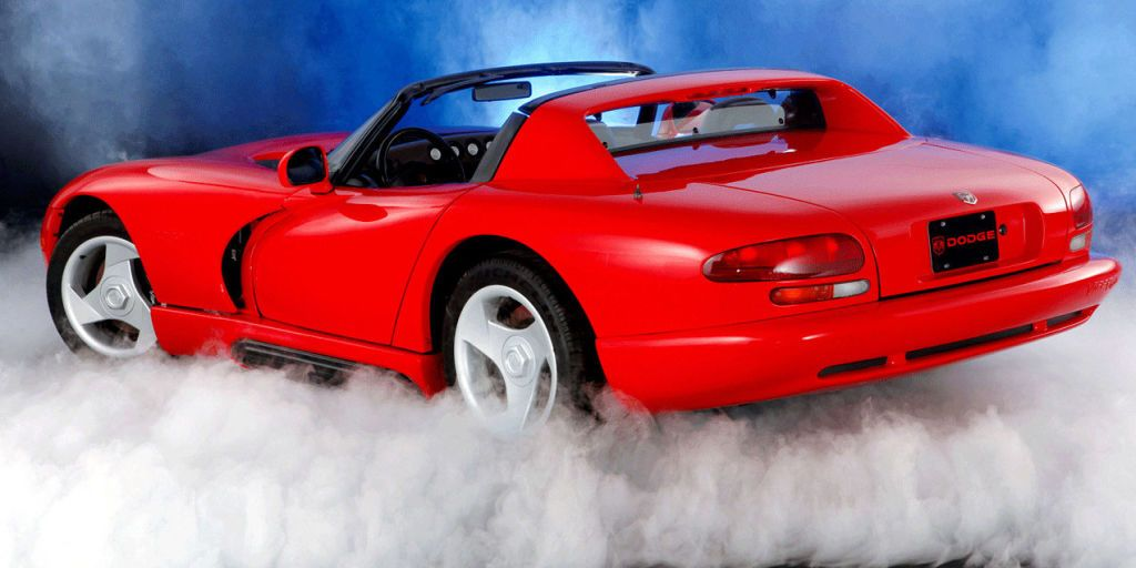 The 25 Greatest Cars of the 1990s