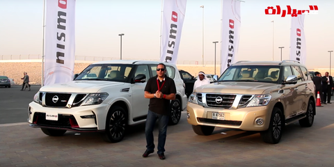 Nissan Patrol Nismo The High Performance Suv You Want But Can T Have