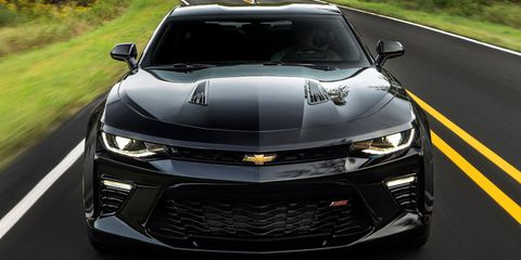 The 2016 Chevrolet Camaro SS Is Smaller, Stiffer, and Fast as Hell