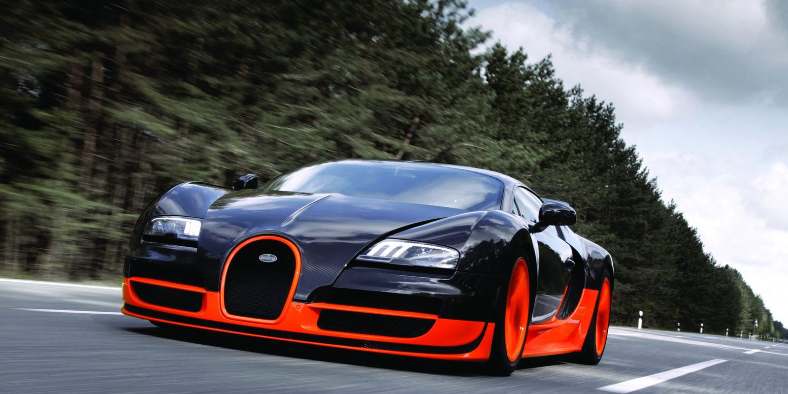 Bugatti bugatti how many made : Here's What It Would Take to Do 300 MPH In a Bugatti Veyron