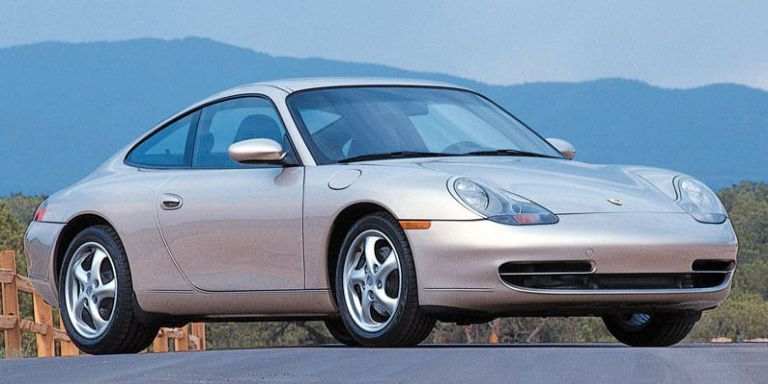 Case for the Porsche 996