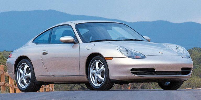 Case for the Porsche 996