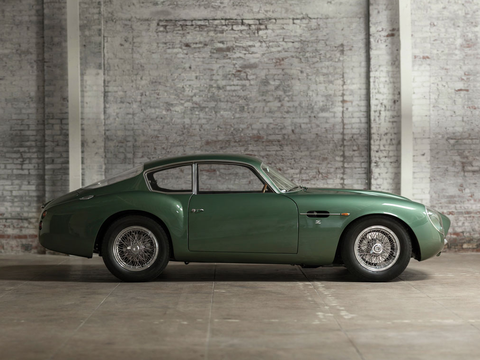 Aston Martin Db4gt Zagato For Sale