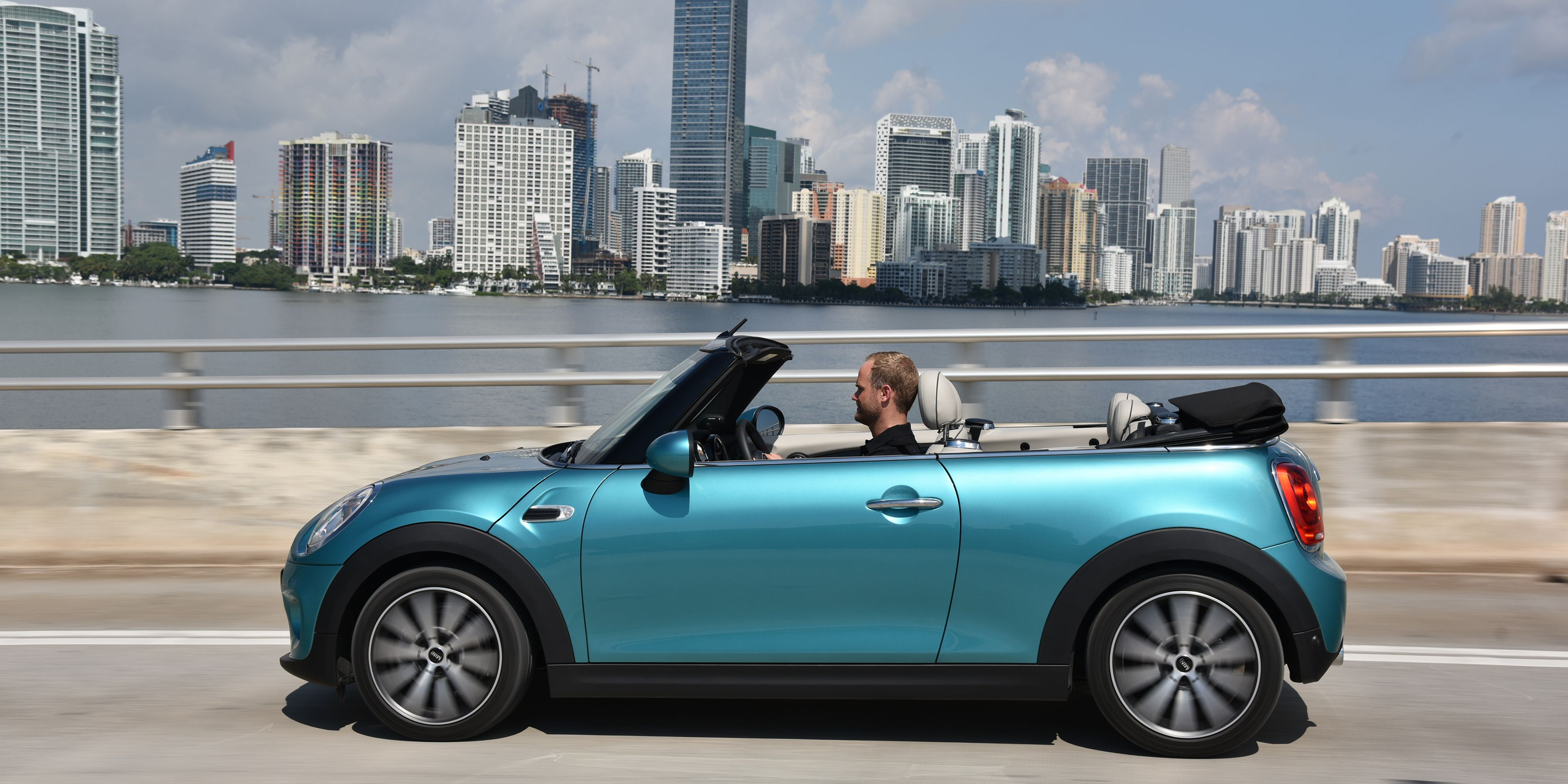 The Mini Cooper Hardtop Is Getting A Soft Top Again For 2016
