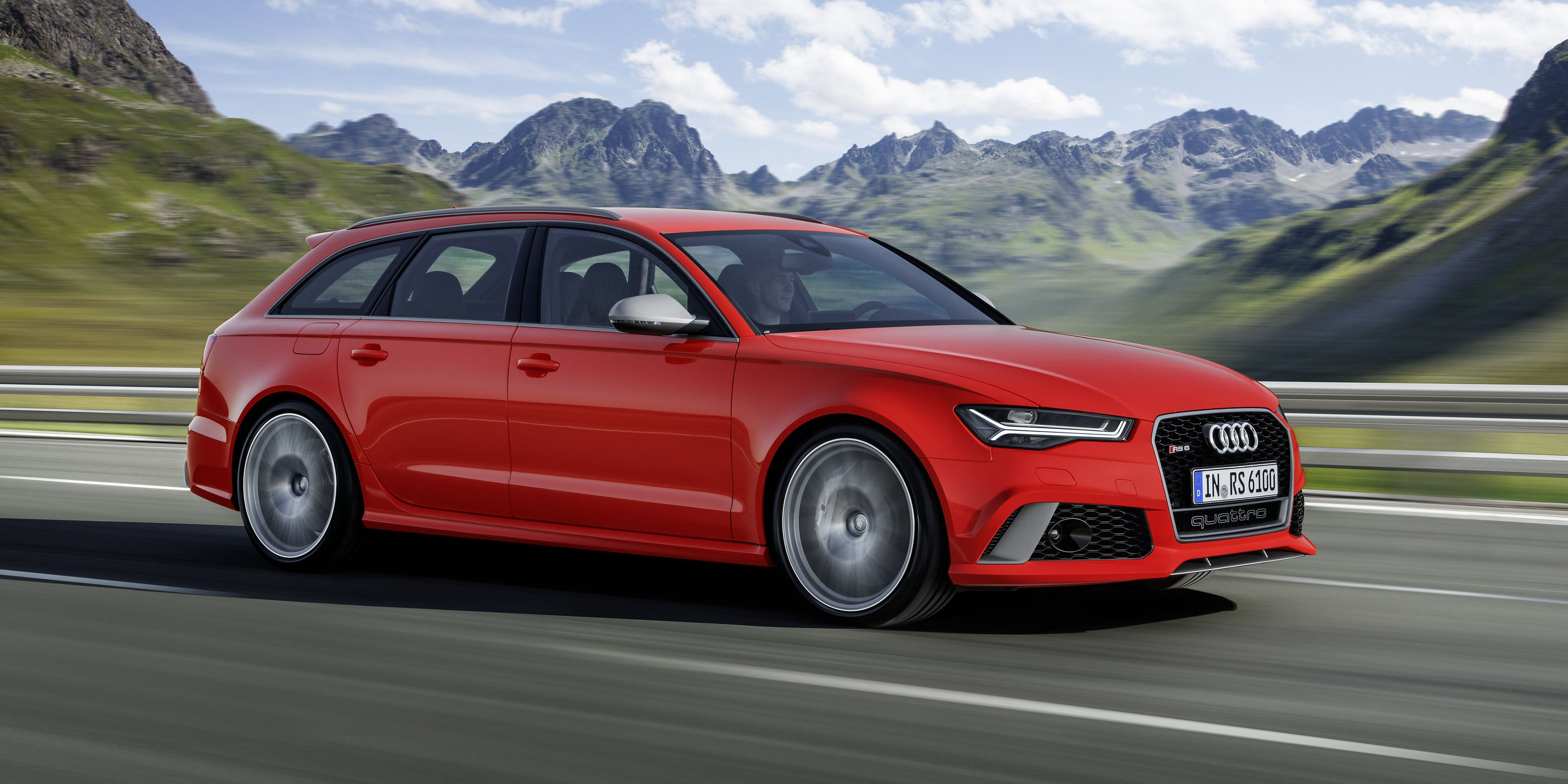Audi Gives Its Already Crazy RS6 and RS7 Even More Power