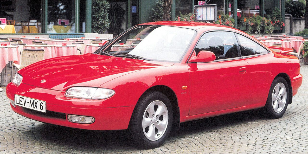 Your 25-Year-Old Mazda Might Be Recalled for Fiery Death Risk