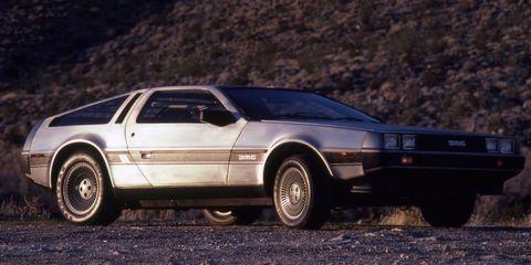1982 DeLorean DMC-12 Road Test