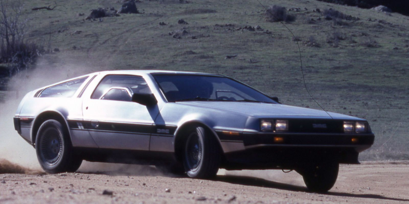 Man Arrested for Driving a DeLorean 88 MPH Swears He's Not a Time Traveler