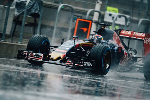 DW Burnett Qualifying US GP