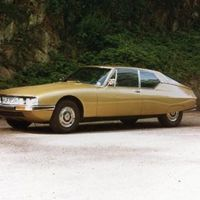 """<p>We heralded the Citroën SM as the <a href=""""http://www.roadandtrack.com/car-culture/features/a7178/10-revolutionary-geneva-motor-show-debuts-of-the-last-50-years/"""">star of the 1970 Geneva Motor Show</a>. It paired hydro-pneumatic suspension with self-centering, variable steering and a quad-cam V-6 that was worked on with Maserati. Even though it still looks futuristic, the complex internals created a car that was notoriously unrelable on a good day and a fancy garage sculpture on a bad day.</p>"""