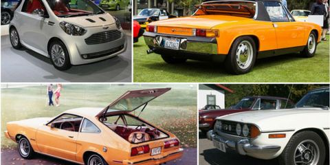 12 of the Most Embarrassing Cars Ever Built by Otherwise Excellent Automakers