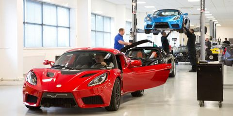 Detroit Electric Finally Produces Car, Just Not in Detroit