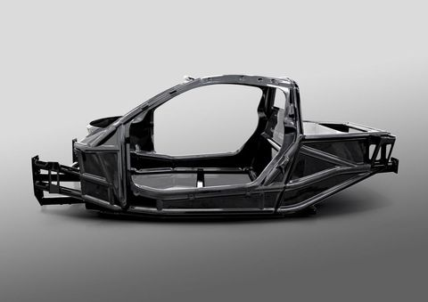 How Gordon Murray's iStream Process Could Revolutionize How Cars Are Built