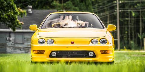 Shopping with Colin: Acura Integra Type R